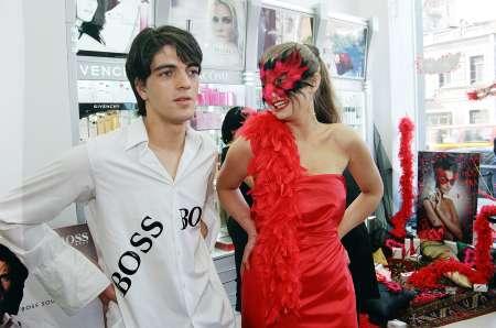 Boss Soul and Valentino V Models